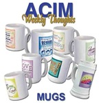 ACIM-Miracle of Creation Mugs & Bottles