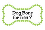 Dog Bone for Free