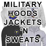 Military Sweats/Jackets