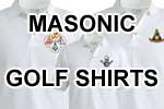 Masonic Golf Shirts