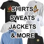 Masonic Shirts, Jackets n' Sweats
