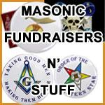 Masonic/Shrine/OES Buttons & Magnets