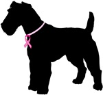Fox Terrier Breast Cancer Support