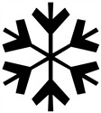 Snowflake T-shirt, Snowflake T-shirts