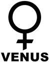 Venus T-shirt, Venus T-shirts
