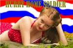 Hurray Home Soldier