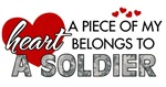 A piece of my heart belongs to a Soldier