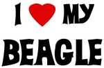 I Love My <strong>Beagle</strong>