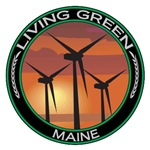 Living Green Maine Wind Power