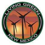 Living Green New Mexico Wind Power