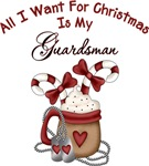 All I Want For Christmas Is My Guardsman