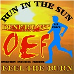 Feel the Burn- OEF Air Force