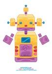 Kawaii Robot 00110100
