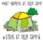 What Happens At Deer Camp