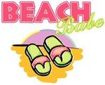 Beach Babe Flip-flops