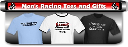 Men's Racing T-Shirts and Gifts