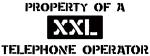 Property of: Telephone Operator
