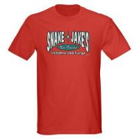SNAKE AND JAKES BLACK & COLORED TEES!