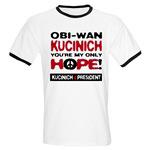 Obi-Wan Kucinich Apparel