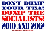 DUMP THE SOCIALISTS!