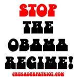 STOP THE OBAMA REGIME!