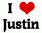 I Love Justin