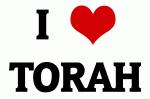 I Love TORAH
