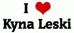 I Love Kyna Leski
