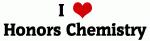 I Love Honors Chemistry