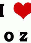 I Love o z
