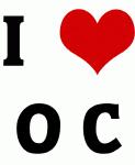 I Love O C