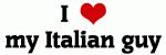 I Love my Italian guy
