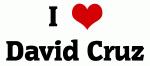 I Love David Cruz