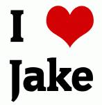 I Love Jake