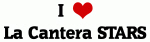 I Love La Cantera STARS