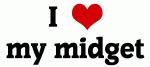 I Love my midget