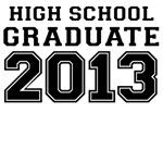 HIGH SCHOOL GRADUATE 2013