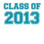 CLASS OF 2013 TEAL