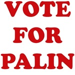 VOTE FOR PALIN