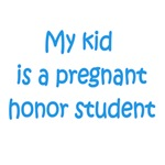 My Kid Is A Pregnant Honor Student