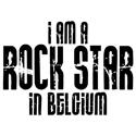 Rock Star In Belgium T-shirt