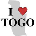 I Love Togo Gifts