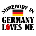 Somebody In Germany