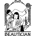 Beautician T-shirt, Beautician T-shirts