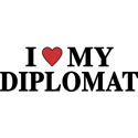 Diplomat T-shirt, Diplomat T-shirts