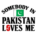 Somebody In Pakistan