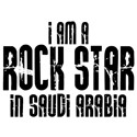 Rock Star In Saudi Arabia