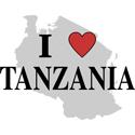 I Love Tanzania Gifts
