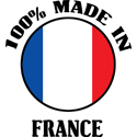 100% Made In France T-shirt