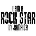 Rock Star In Jamaica T-shirt